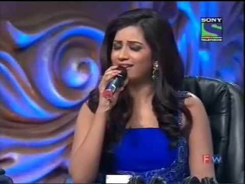 Heboh !!! Shreya Ghoshal Penyanyi India Bersuara Merdu Bikin Juri Lainnya Terkesima Di Indian Idol