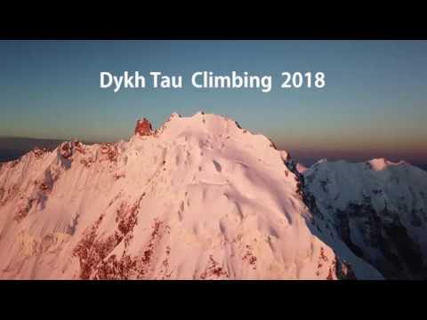 Dykh Tau Climbing 2018