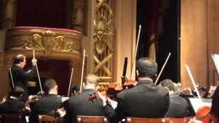 orquestra sinfônica brasileira @ theatro municipal: marcha imperial (tema de darth vader)