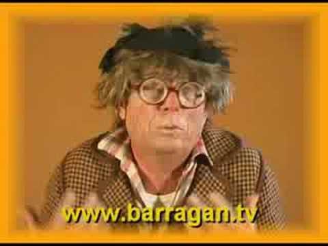 """BARRAGAN TV Video Chistes """"Señor Viajante"""""""
