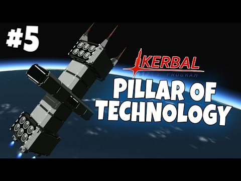 KSP - Pillar of Technology - Influence of the Cube #5