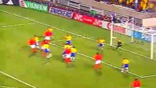 Brasil x Holanda (PENALTIS) Semi-final da Copa do Mundo de 1998 na França