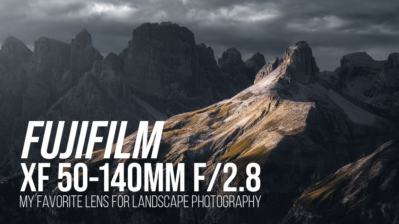 Fujifilm XF50-140mm f/2.8 - My Best Lens for Landscape Photography | 4 Years Review