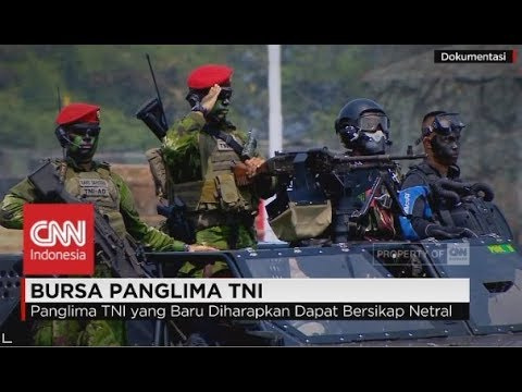 Jelang Pergantian Panglima TNI, Jenderal TNI Gatot Nurmantyo akan Pensiun