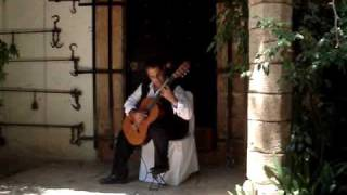 klassischen spanischen Gitarrenmusik Mallorca - classical Spanish guitar music Mallorca