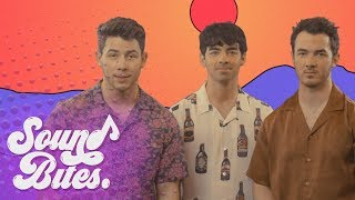 Download Jonas Brothers about their craziest fan encounter | Sound Bites (Interview) Mp3 and Videos