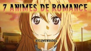 7 animes de romance y comedia