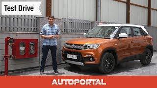 Maruti Suzuki Vitara Brezza AMT Test Drive Review - Autoportal