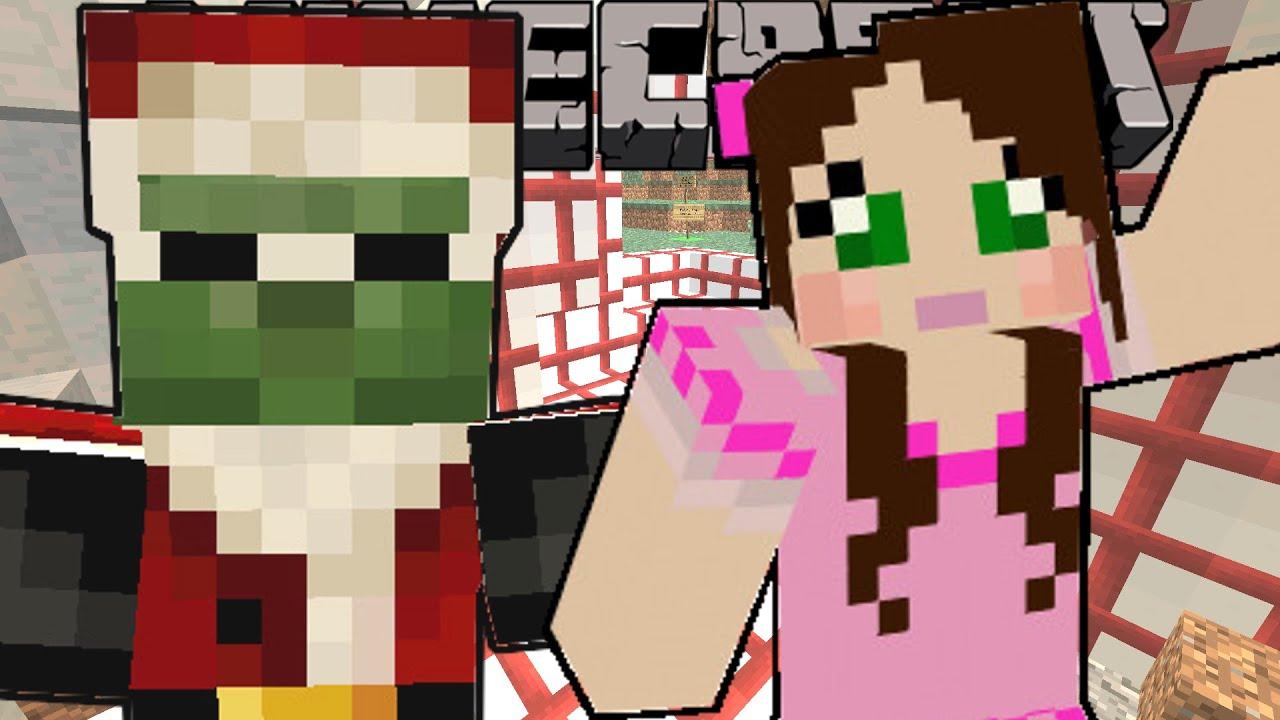 Minecraft: LAVA HOT CHOCOLATE PARKOUR! - Christmas Trolling ...