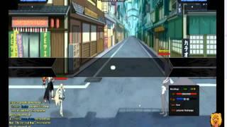 Bleach Online видео обзор. Блич игра по аниме.