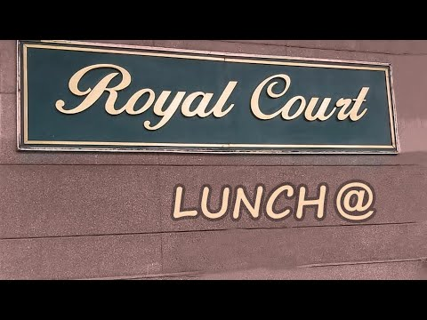 30+ Dishes buffet at Rs 695/- | Royal Court Madurai |