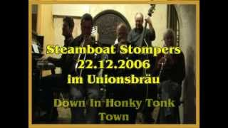 Steamboat Stompers München: Down In Honky Tonk Town