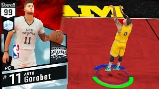 NBA 2k17 My Career - Pulled A Diamond! Pro-AM Game!!! Ep.29