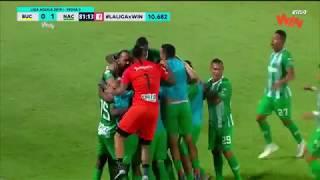 Bucaramanga vs. Nacional (0-1) | Liga Aguila 2019-I - Fecha 2