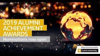 Nominate now for 2019 Alumni Achievement Awards