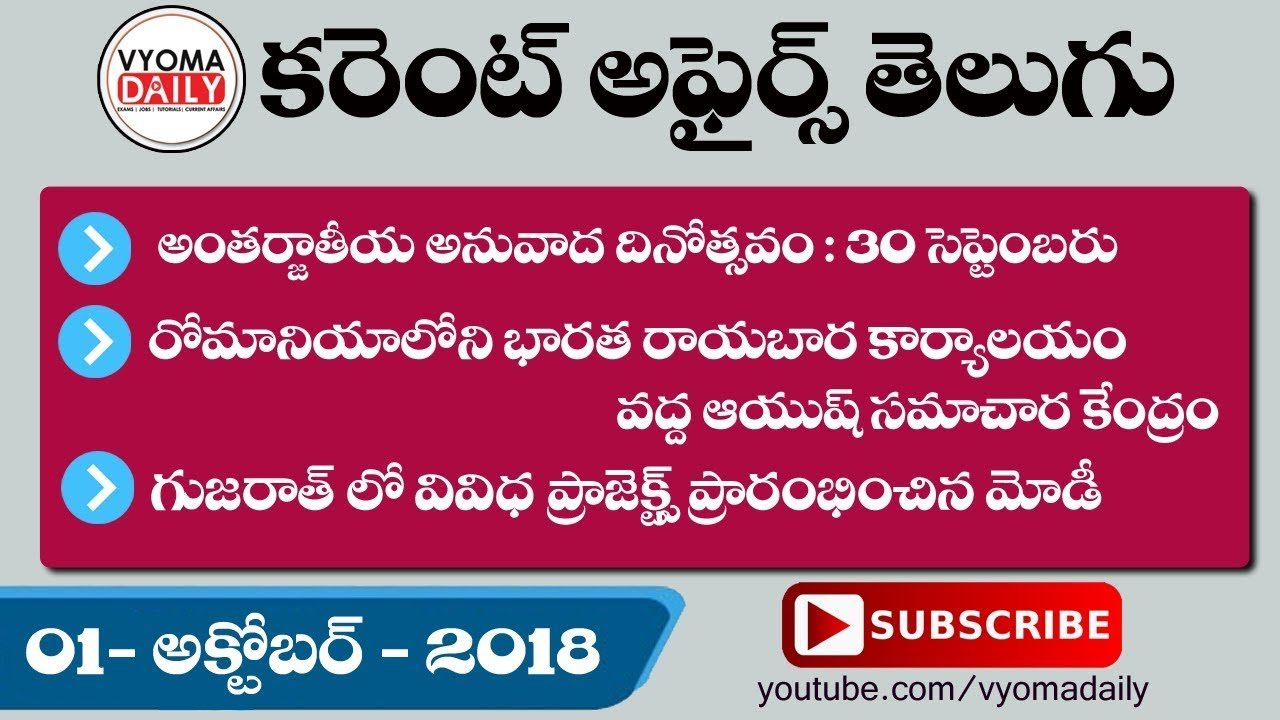 General Knowledge And Current Affairs Pdf In Telugu