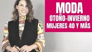 Moda Otoño Invierno Mujeres 40 y más / Animal Print-Tweed-Blazers
