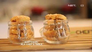Chef Table  Kastengel Ala Chef's Table