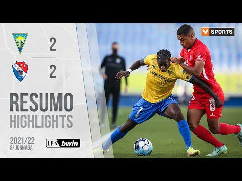 Estoril Gil Vicente Goals And Highlights