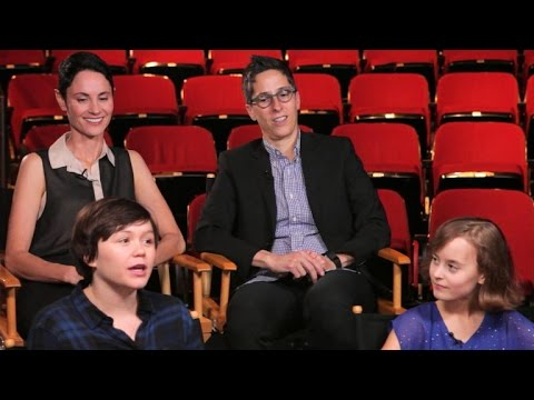 "Behind the scenes of the Tony-nominated musical ""Fun Home"""