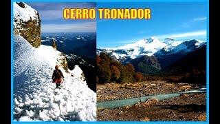 Viaje al Cerro Tronador-Patagonia-Historia-Argentina-Producciones Vicari.(Juan Franco Lazzarini)