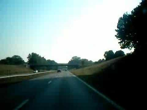 NY Route 85 west in Albany