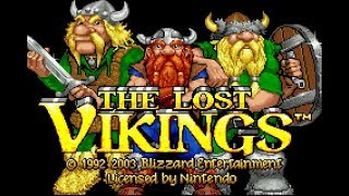 The Lost Vikings (GBA) full playthrough