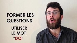 Comment Former Les Questions en Anglais (vidéo en français)