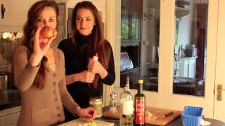 Cooking With The Oneill Sisters - Gluten Free Potato Mushroom Soup