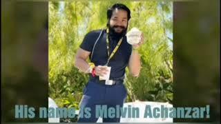 Pz9 face reveal( Melvin
