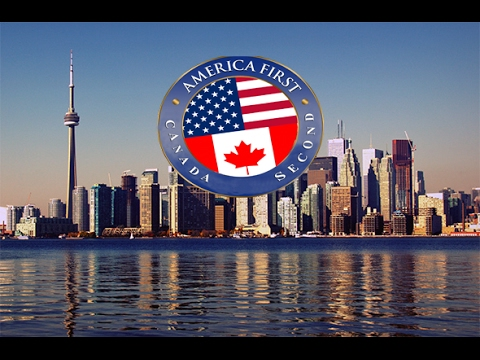 America First, Canada Second : Canada deserves to be second eh?