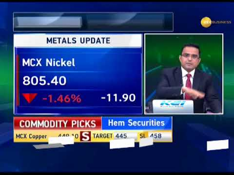 Commodities Live: MCX gold, silver, nickel and crude trading in red mark