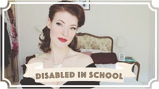 Being Disabled In School [CC]
