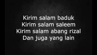 Akeem Jahat - Diam lirik