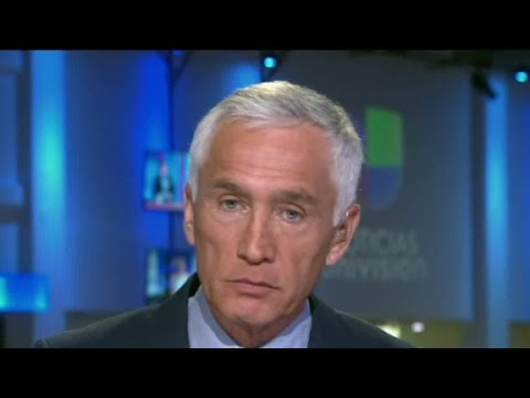 Univision anchor Jorge Ramos speaks out after Trump event