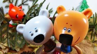 Ми-Ми-Мишки Выбирают Елку / Играем в Игрушки / Детское Видео для Малышей / Супер Игрушки ТВ