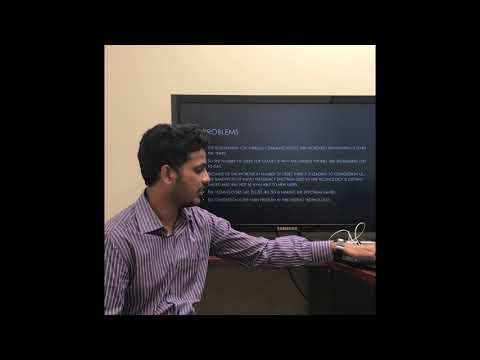 Video Presentation on Li-Fi Technology