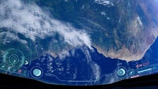 ADR1FT The earth looks beautiful from up here
