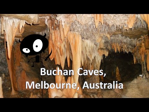 Is This One of Melbourne's Best Kept Tourist Secrets ??? | Stunning Limestone Caves in Buchan