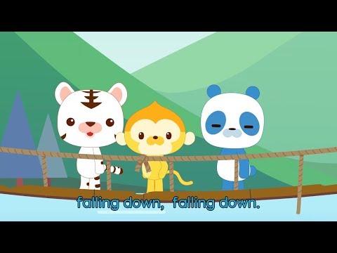Nursery Songs - London Bridge - Baeko! - Rhymes For kids