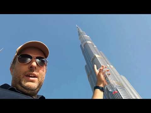 Burj Khalifa, World's Tallest Building