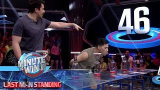 Don't Blow The Joker | Minute To Win It - Last Man Standing