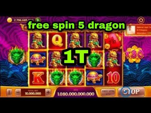5 Dragon 1T  | Higgs Domino