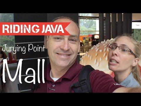 Tour Jurong Point Shopping Mall, Singapore