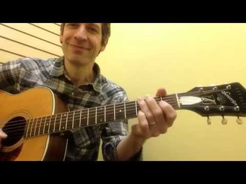 5-Minute Guitar Lesson With TAB :
