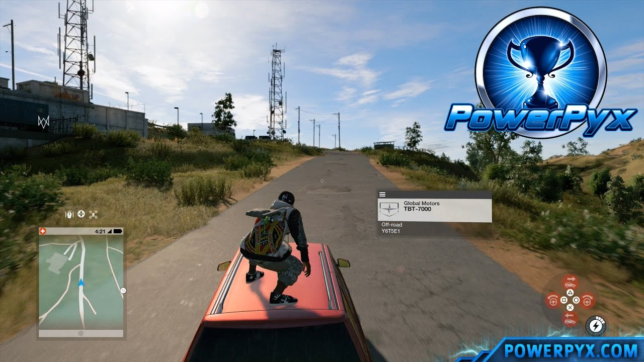 Watch Dogs  Let Me Ride