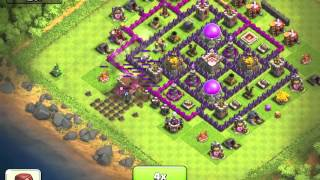 LET's Play Clash Of Clans #1 (gameplay commentary)