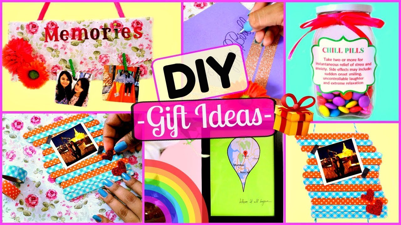 Diy Creative Gift Ideas Under 200 Rs Christmas Gifts
