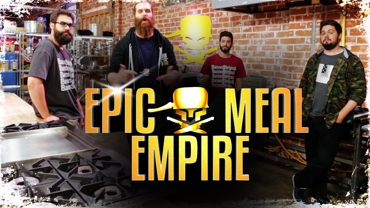 ordinary Epic Meal Time Kitchen Set #3: Epic Meal Time Kitchen Set Zitzat