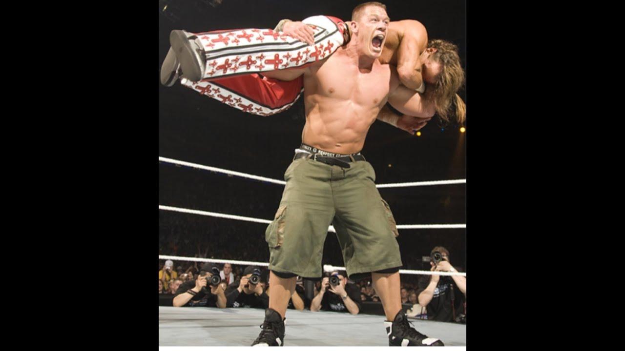 Image result for Shawn Michaels vs. John Cena wrestlemania